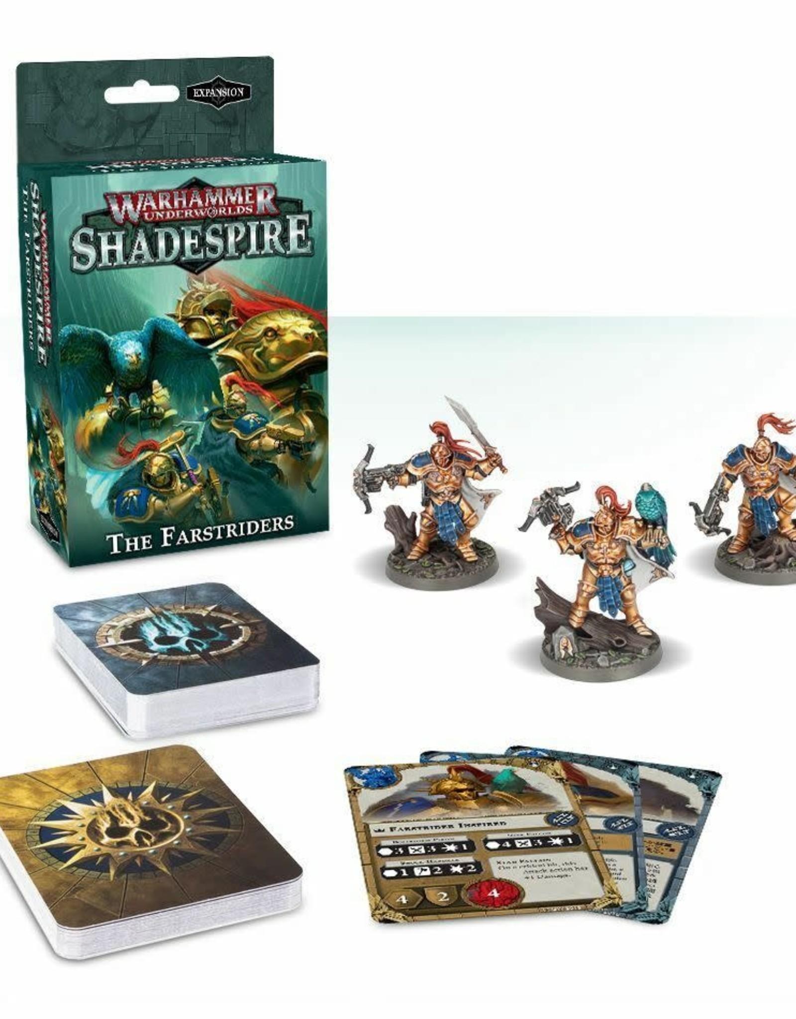 Warhammer Underworlds Warhammer Underworlds: The Farstriders