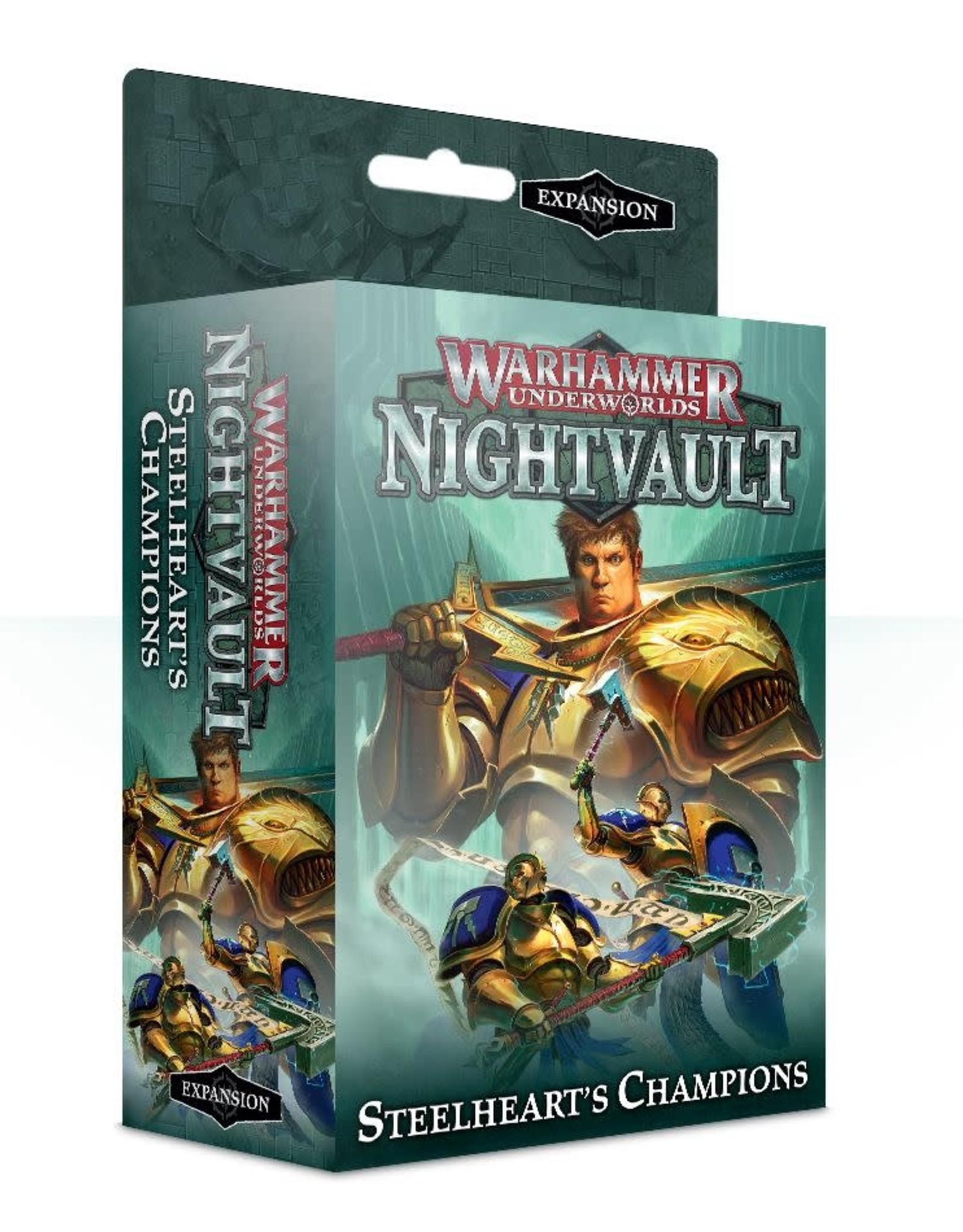 Warhammer Underworlds Warhammer Underworlds: Steelhearts Champions