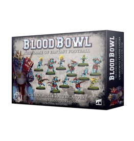 Blood Bowl Blood Bowl: Gwaka'moli Crater Gators