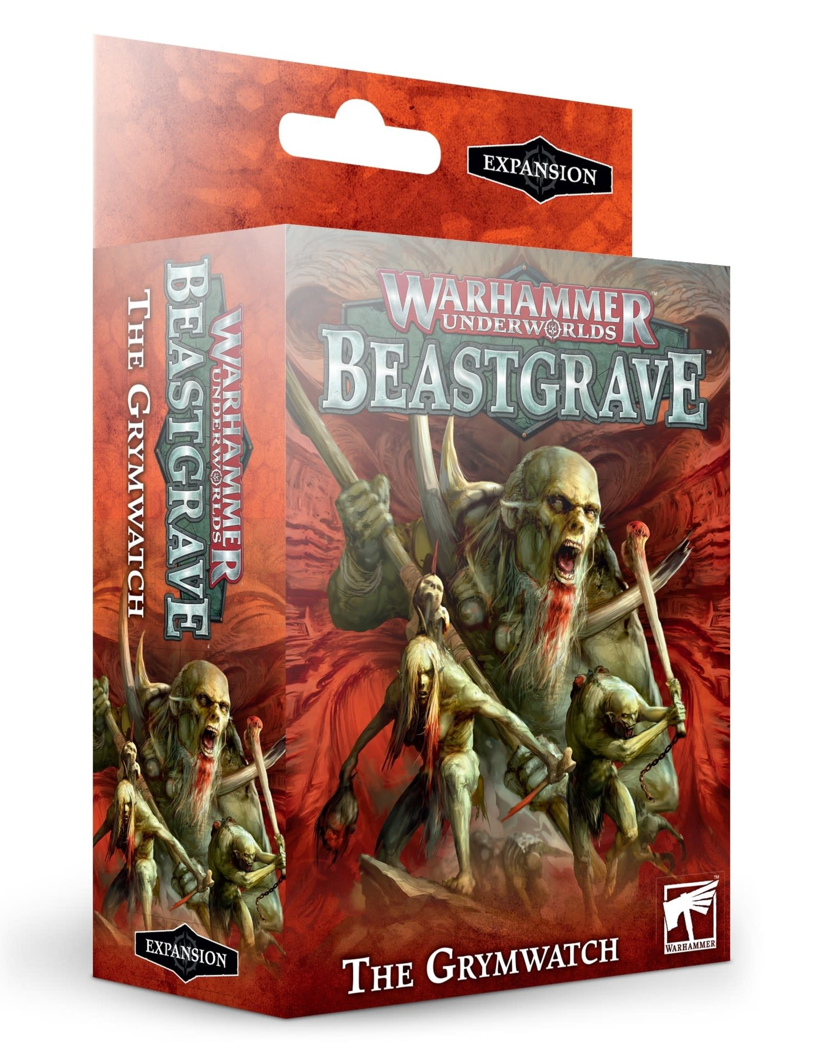Warhammer Underworlds Warhammer Underworlds: The Grymwatch