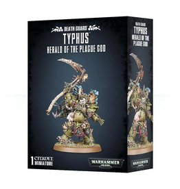 Warhammer 40K Typhus, Herald of the Plague God