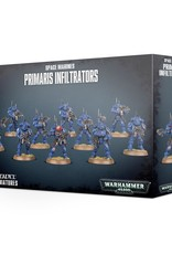 Warhammer 40K Space Marines Primaris Infiltrators/Incursors