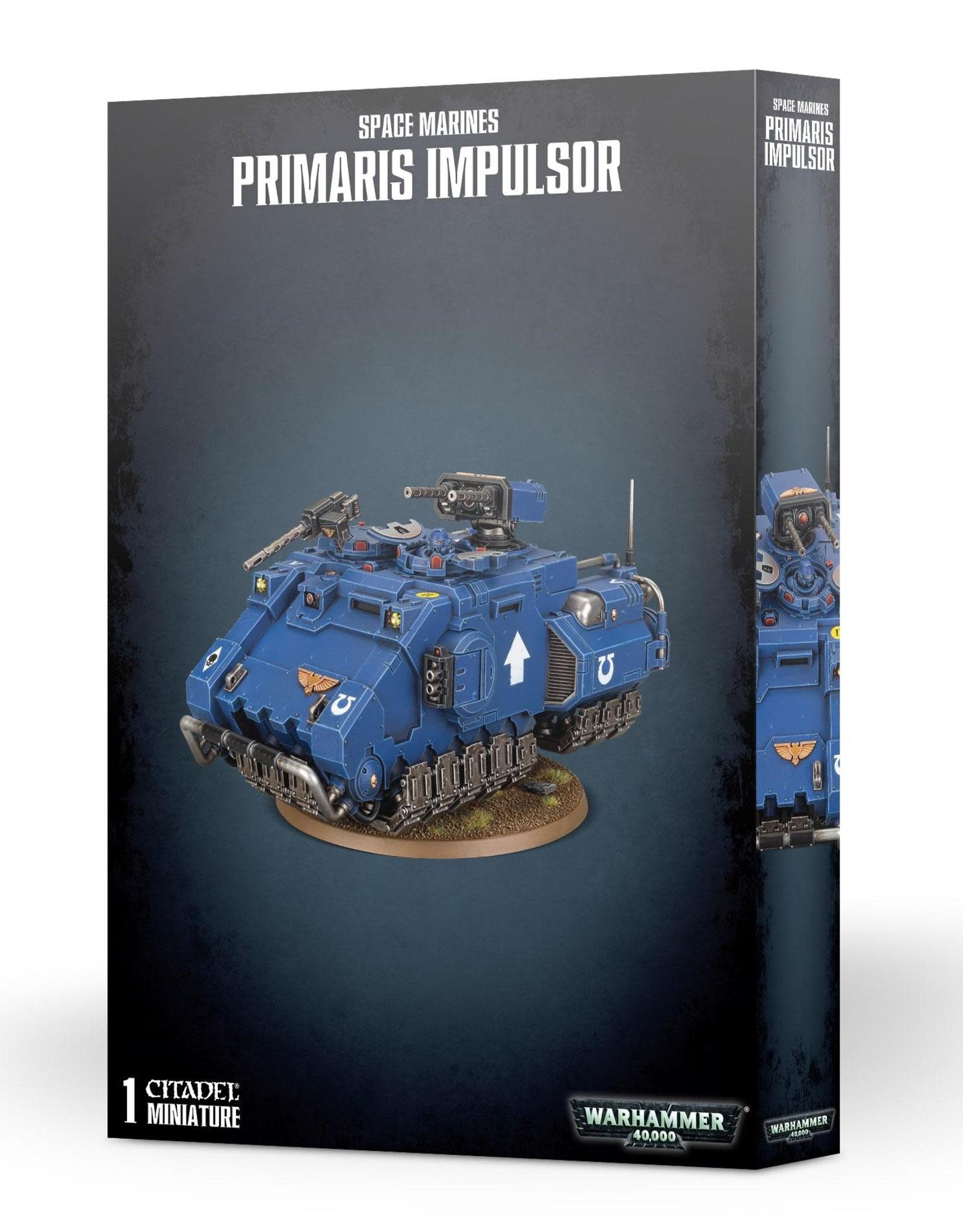 Warhammer 40K Space Marines Primaris Impulsor