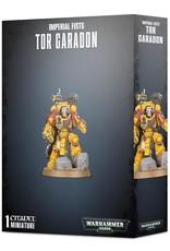 Warhammer 40K Imperial Fists Tor Garadon