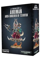 Warhammer 40K Ahriman, Arch-Sorcerer of Tzeentch