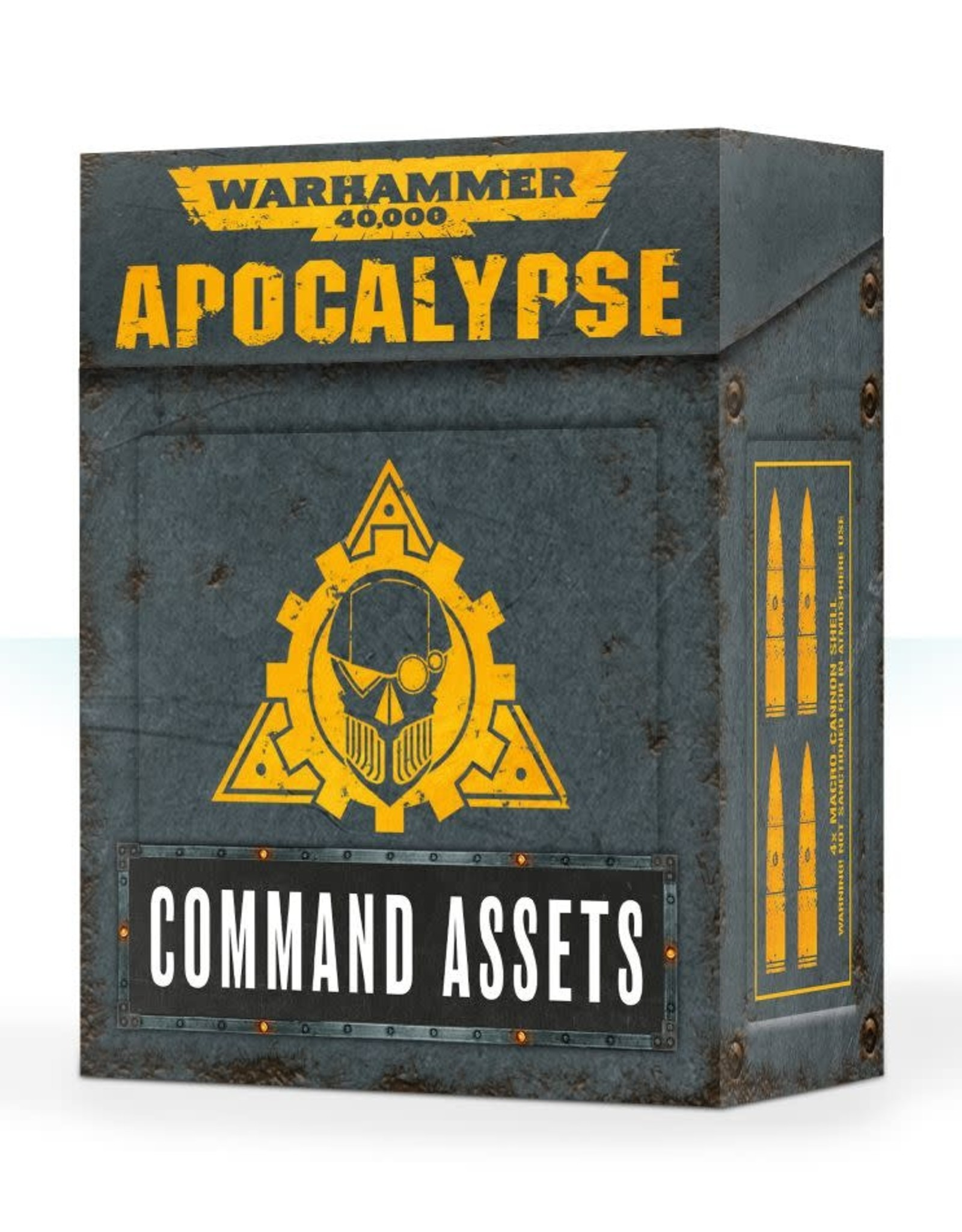 Warhammer 40K Apocalypse Command Assets