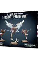 Warhammer 40K Adepta Sororitas Celestine the Living Saint