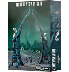 Warhammer 40K Aeldari Webway Gate