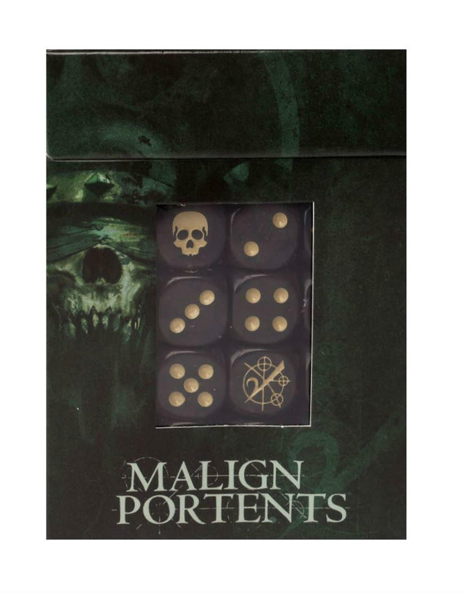 Age of Sigmar Age of Sigmar: Malign Portents Dice