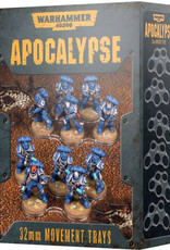 Warhammer 40K Apocalypse 32mm Movement Trays