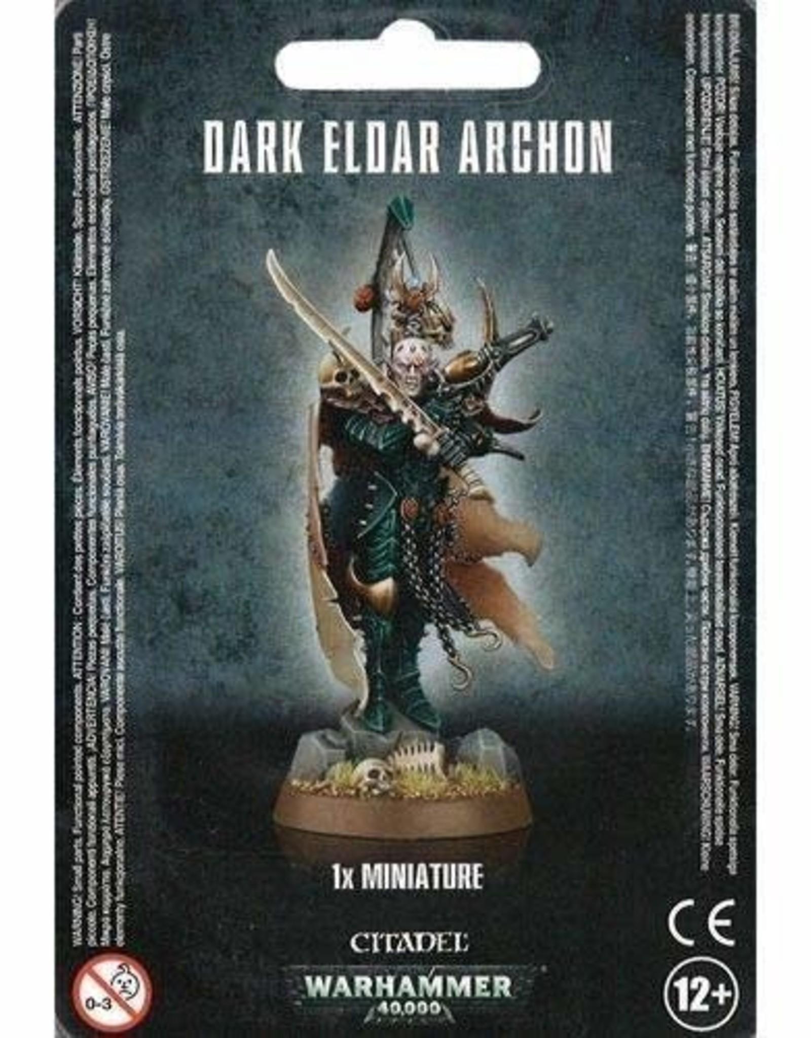 Warhammer 40K Drukhari Archon