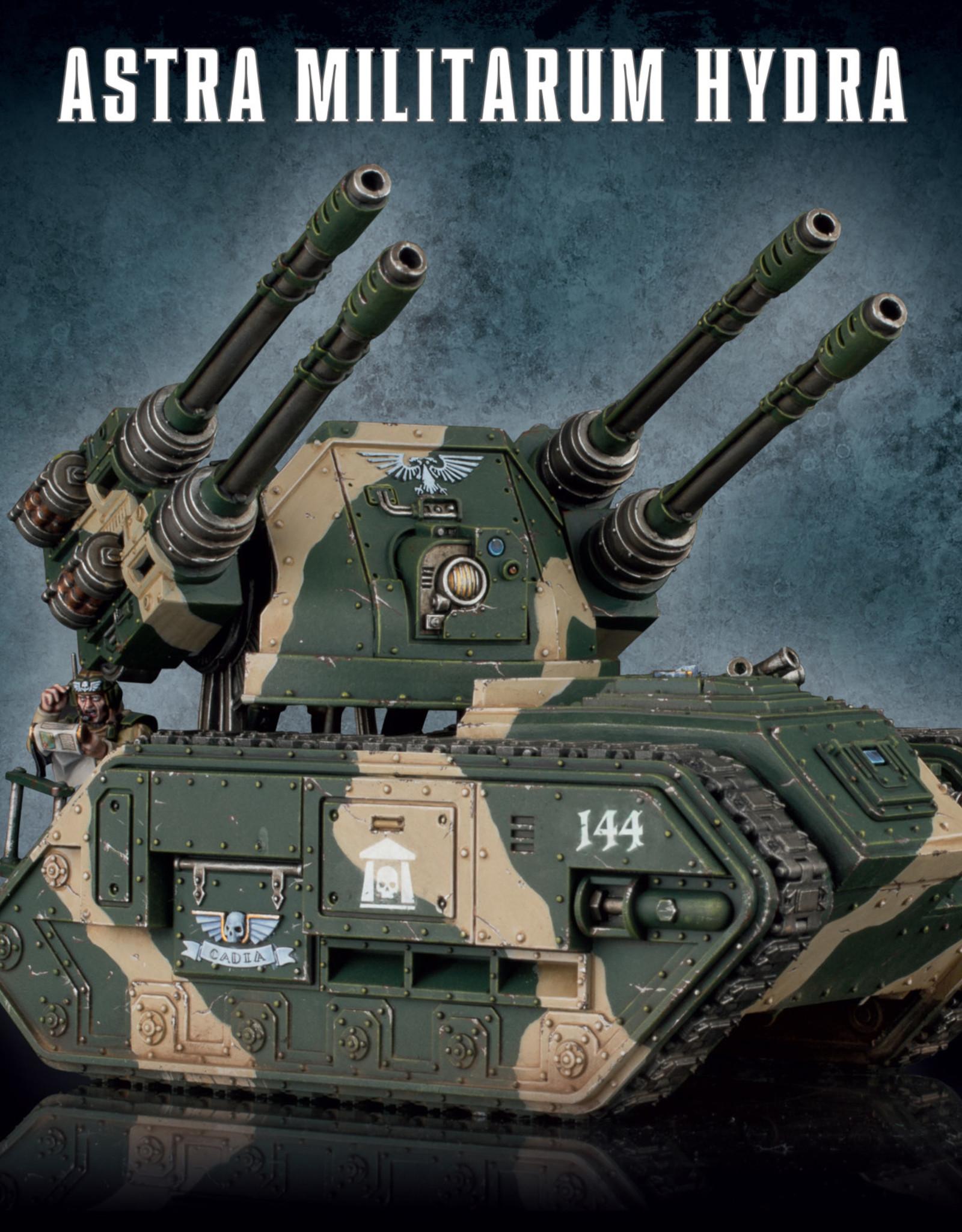 Warhammer 40K Astra Militarum Hydra/Wyvern