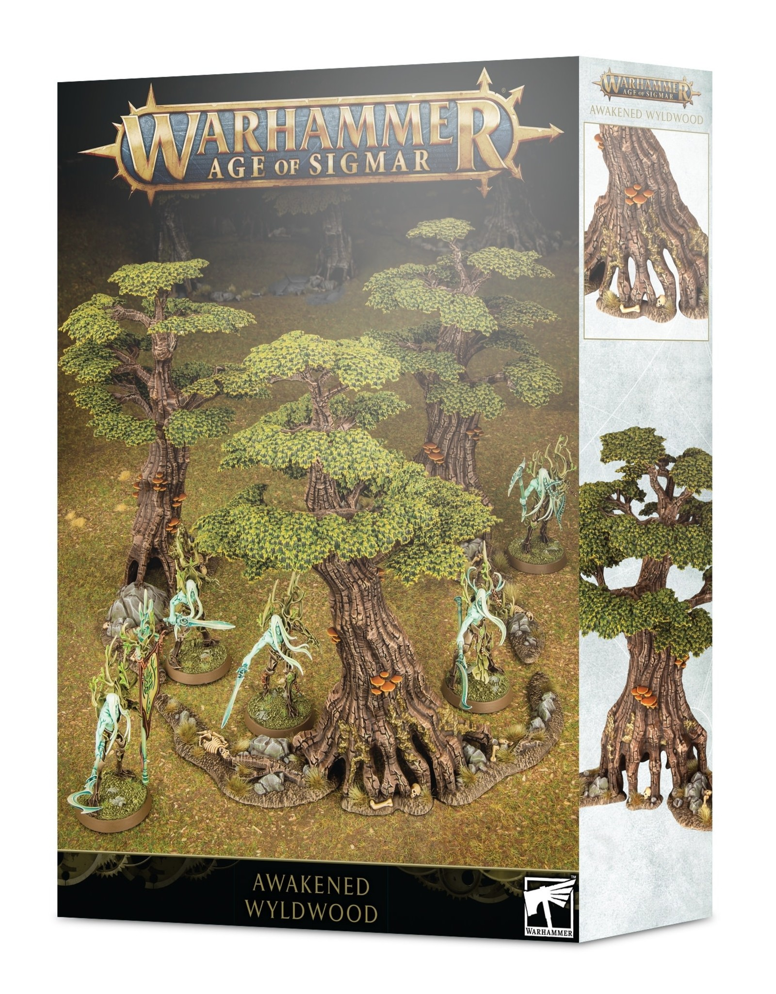 Age of Sigmar AoS: Awakened Wyldwood