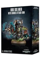 Warhammer 40K Big Mek with Shokk Attack Gun