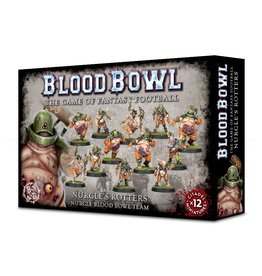 Blood Bowl Blood Bowl: Nurgle's Rotters Team