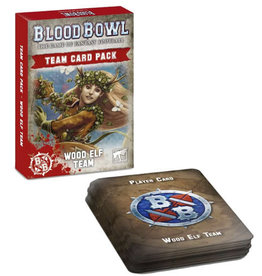 Blood Bowl Blood Bowl: Wood Elves Card Pack