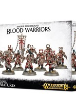 Age of Sigmar Khorne Bloodbound Blood Warriors