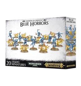 Blue Horrors & Brimstone Horrors