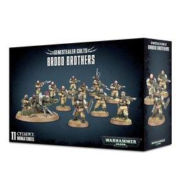 Warhammer 40K Genestealer Cults Brood Brothers