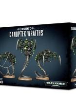 Warhammer 40K Necrons Canoptek Wraiths