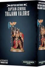 Warhammer 40K Captain-General Trajann Valoris