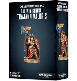 Warhammer 40K Captain-General Trajann Valoris