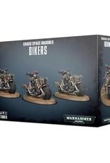 Warhammer 40K Chaos Space Marines Bikers