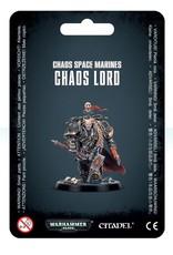 Warhammer 40K Chaos Space Marines Chaos Lord