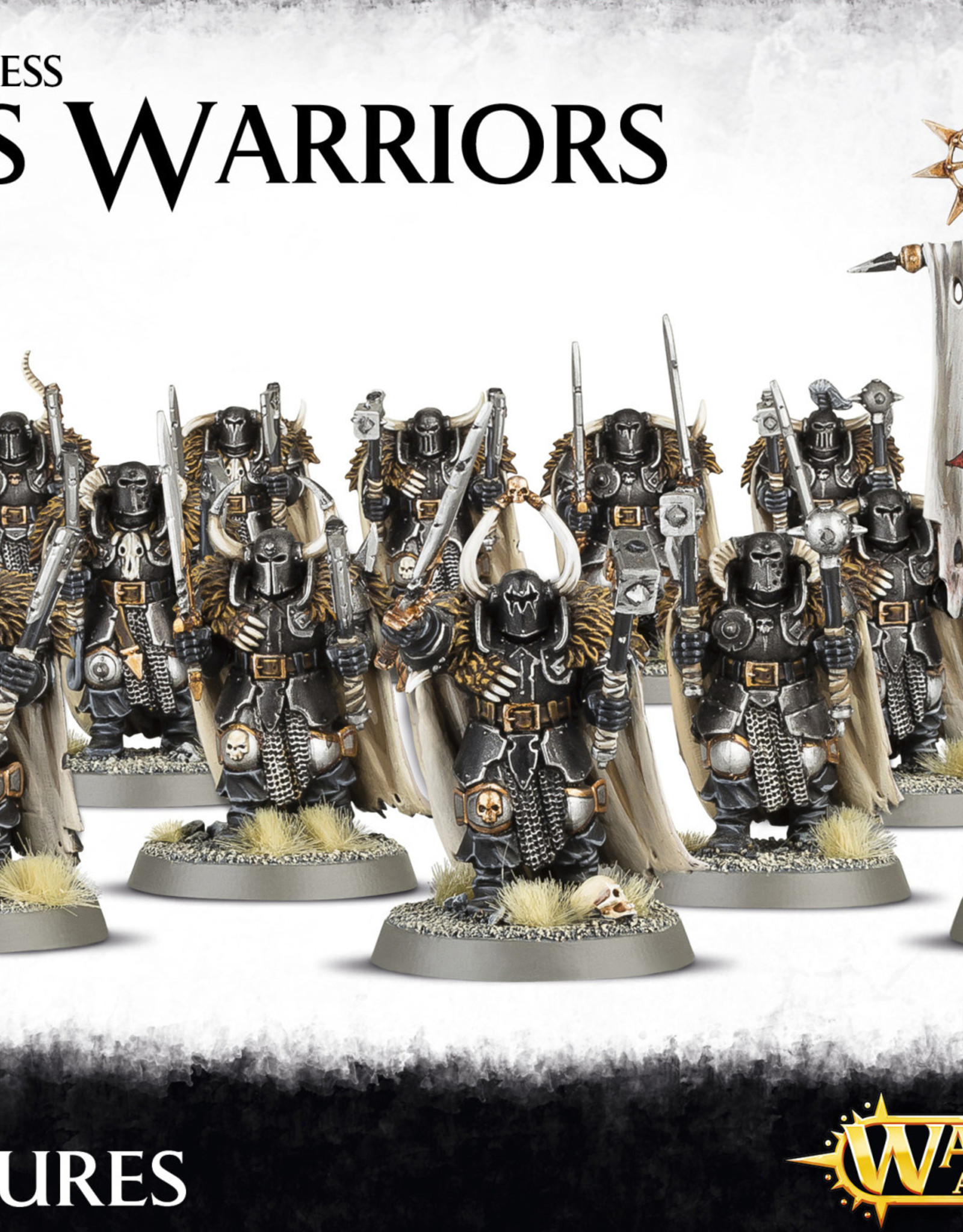 Age of Sigmar Chaos Warriors