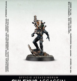 Warhammer 40K Officio Assassinorum Culexus Assassin
