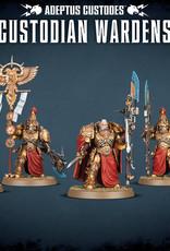 Warhammer 40K Adeptus Custodes Custodian Wardens