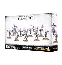 Warhammer 40K Daemons of Slaanesh: Daemonettes