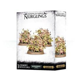 Warhammer 40K Daemons of Nurgle: Nurglings