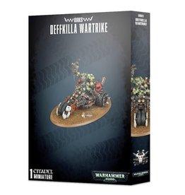 Warhammer 40K Orks Deffkilla Wartrike