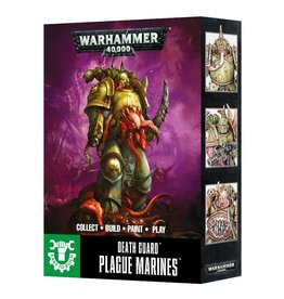 Warhammer 40K ETB: Death Guard Plague Marines