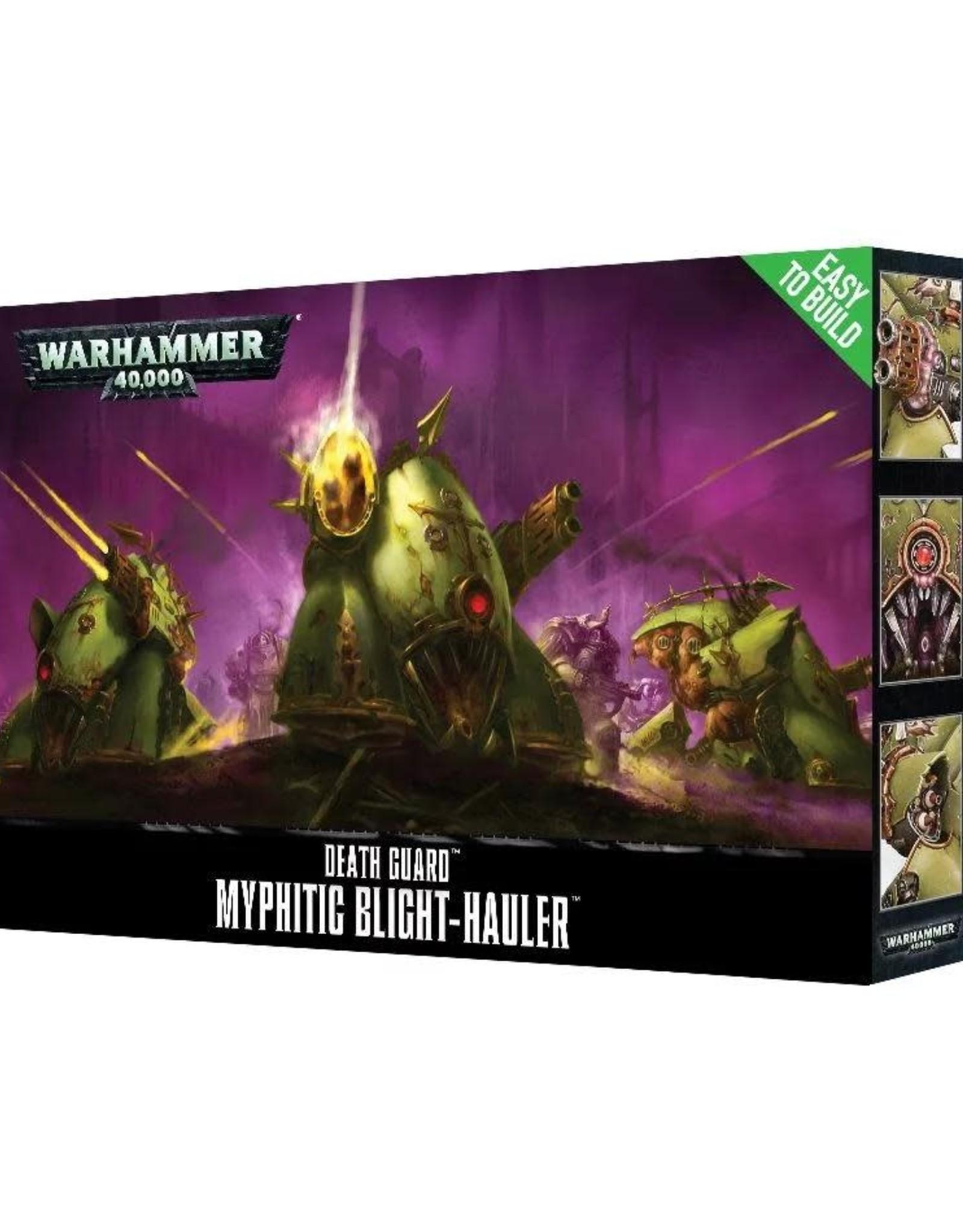 Warhammer 40K ETB: Death Guard Myphitic Blight-Hauler