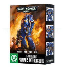 Warhammer 40K ETB: Space Marines Primaris Intercessor