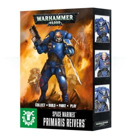 Warhammer 40K ETB: Space Marines Primaris Reivers