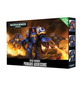 Warhammer 40K ETB: Space Marines Primaris Aggressor