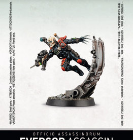 Warhammer 40K Officio Assassinorum Eversor Assassin
