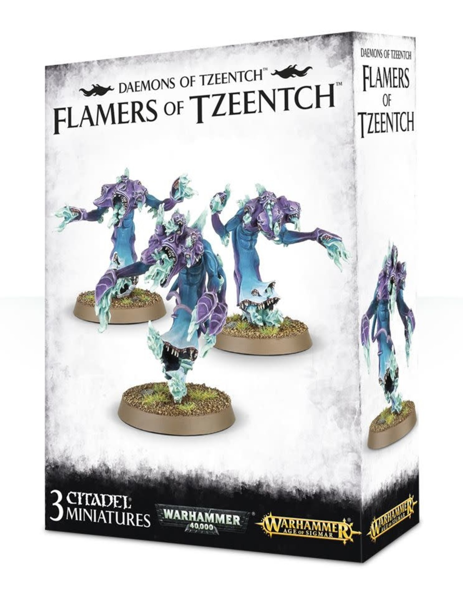 Daemons of Tzeentch: Flamers of Tzeentch