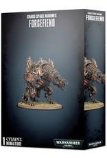 Warhammer 40K Chaos Space Marines Forgefiend/Maulerfiend