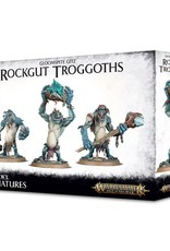 Age of Sigmar Gloomspite Gitz Rockgut Troggoths