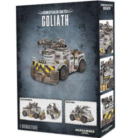 Warhammer 40K Genestealer Cults Goliath
