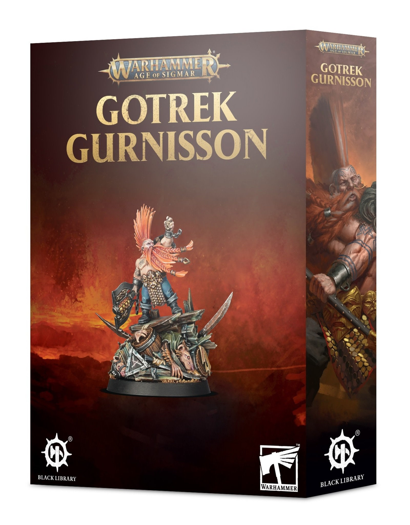 Age of Sigmar Gotrek Gurnisson