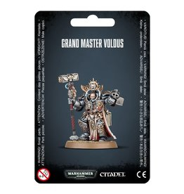 Warhammer 40K Grey Knights Grand Master Voldus