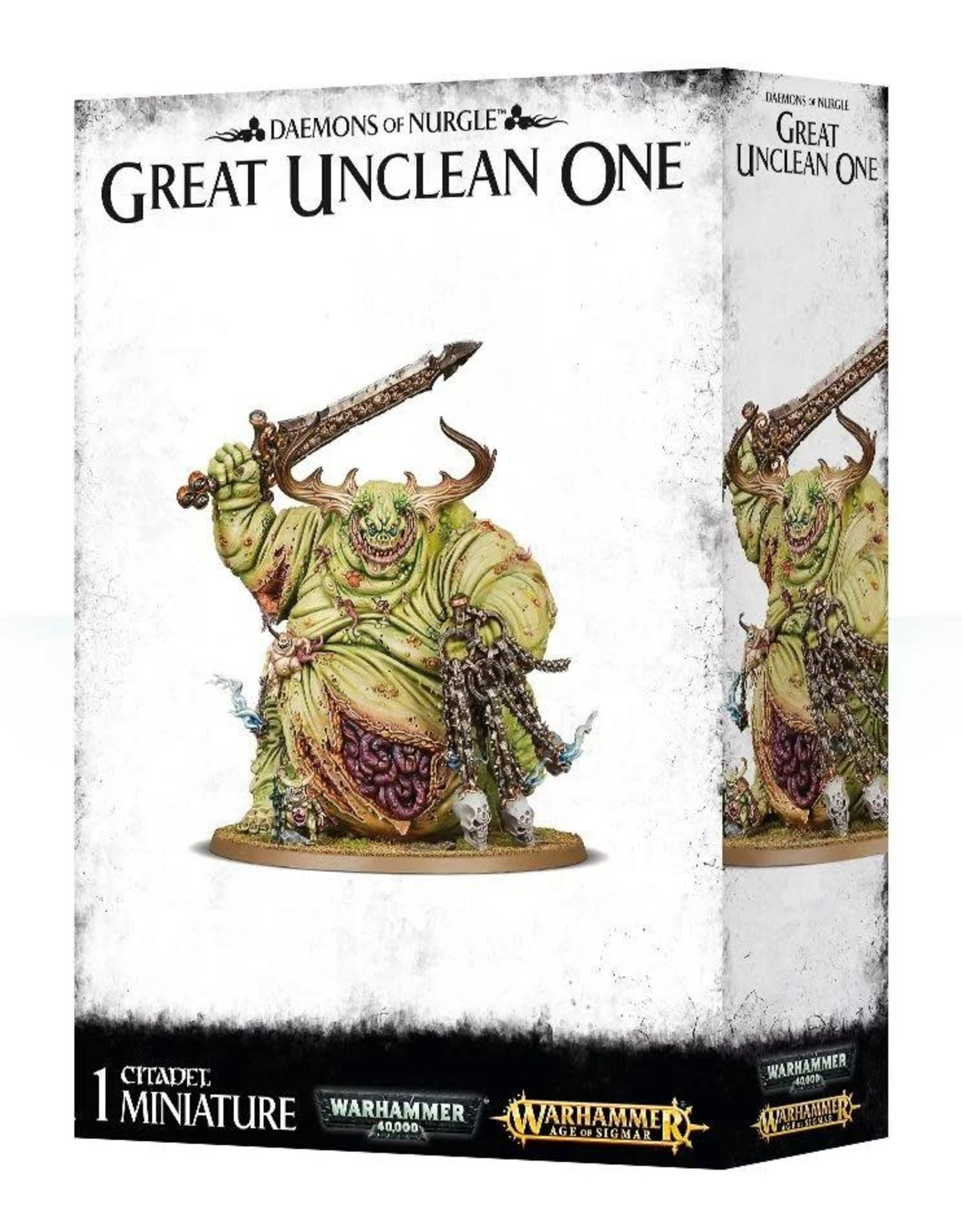 Daemons of Nurgle Great Unclean One/Rotigus