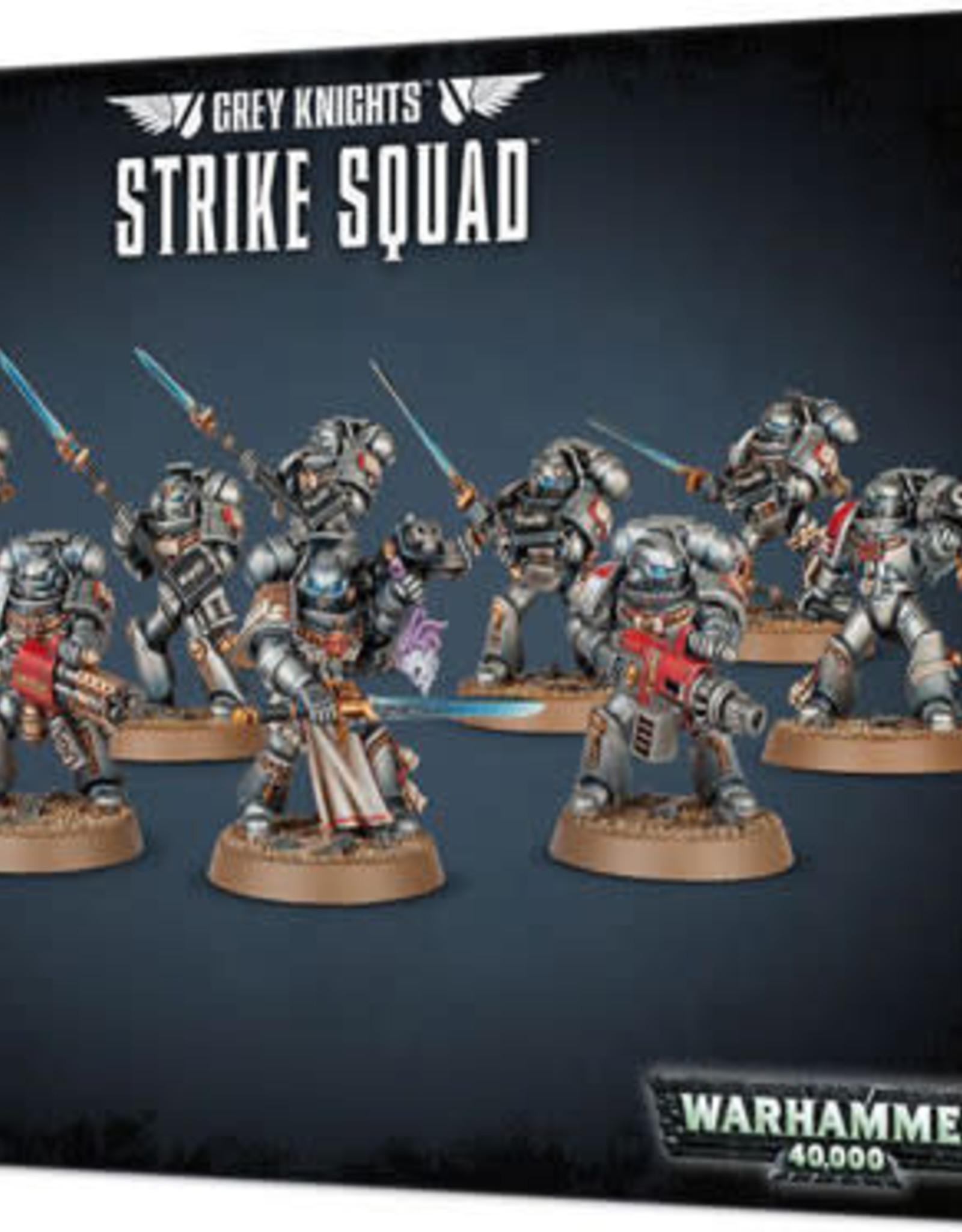 Warhammer 40K Grey Knights Strike Squad