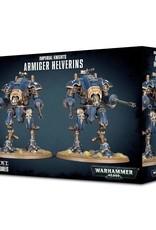 Warhammer 40K Imperial Knights Armiger Helverins