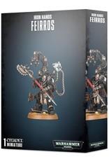 Warhammer 40K Iron Hands Feirros